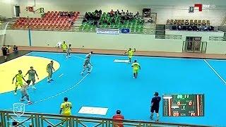الشوط الأول | لخويا 28 - 25 الأهلي البحريني | البطولة الآسيوية لكرة اليد