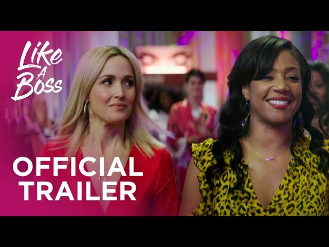 Like A Boss - Official Trailer (2020) - Paramount Pictures