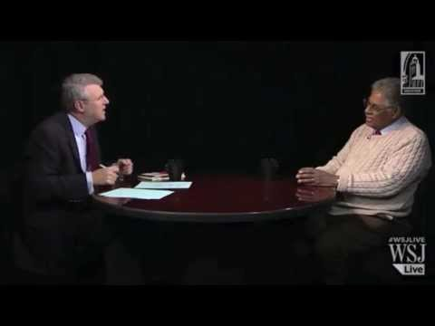 Thomas Sowell - The Reality Of Multiculturalism