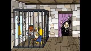 RAT-MAN e la Strega del Bosco | Episodio 4 (Puntata 24 in TV) | Fairy Tales