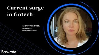 The current surge in fintech