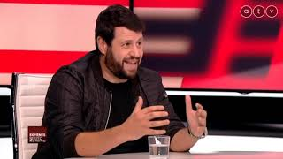Puzsér Róbert beszél a főpolgármester-jelölti indulásáról