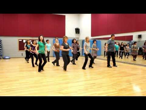 Oh Carol - Line Dance (Dance & Teach in English & 中文)