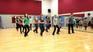 Oh Carol - Line Dance (Dance & Teach in English & 中文)