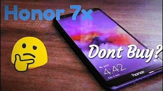 DONT BUY??? HUAWEI honor 7 X unboxing and review / AGR TECH