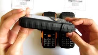 видео обзор Защищенного Land Rover X6000 (Suppu X6) Самый продаваемый кнопочный телефон Ленд Ровер