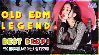 #33 모르는 노래가 없네?⭐ 탑골 EDM 모음! (feat.노동요)⭐ DJ SURA ( 수라 )