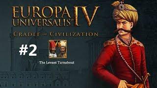 EU4 - Pre-release Cradle of Civilization - Mamluks - Part 2