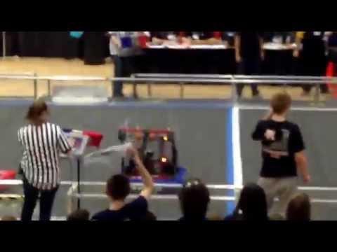 FRC Rhode Island District Event 2014, Final Match.