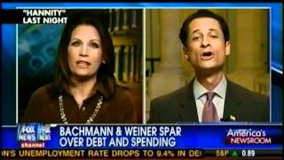 1/6/11 Anthony Weiner outright lying about ObamaCare