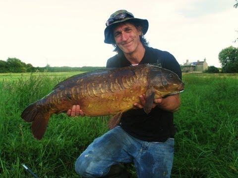 River Cam Carp Quest 2011 Part 7 - Carp Fishing