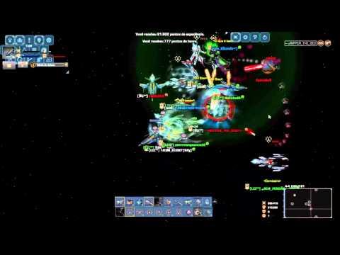 DarkOrbit Br1-Spaceball 21/06/2015 Parte 1