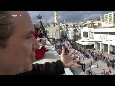 Armenian Christmas Bethlehem 2018
