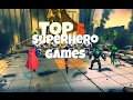 Top 5 Best Superhero Games for iOS/Android of 2016-2017 (Marvel/DC)