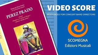PEREZ PRADO - music by Perez Prado, arr. Giancarlo Gazzani