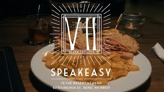Seven Troughs Speakeasy HS Ad - GH5 Commercial