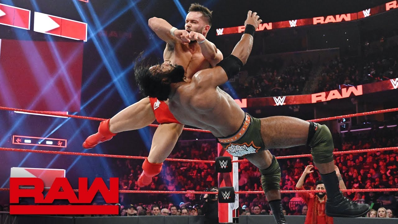 RAW Results and Recap: Braun Out, Balor In - RondaRousey com