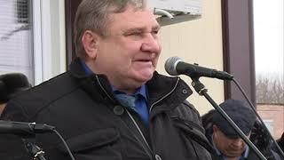 В Ивановке открыли памятную доску в честь земляка Николая Беляева