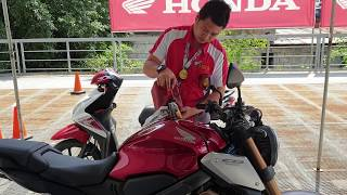 First look Walkaround Honda Cb650r 2019