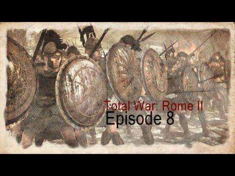 "[Total War: Rome II] S2E8 ""L'Illyrie Macédonnienne"""