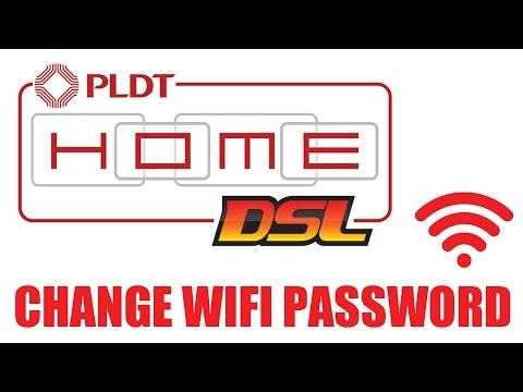 Change wifi password pldt ultera