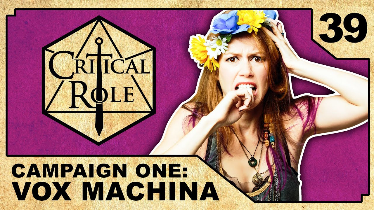 Download Omens   Critical Role: VOX MACHINA   Episode 39