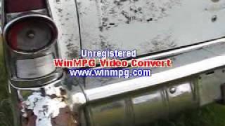 1957 buick parts car