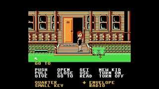 NES Longplay [252] Maniac Mansion