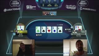 Replay GPL Week 9 - Eurasia Heads-Up - Timothy Adams vs. Weiyi Zhang - W9M121