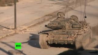 Битва за Алеппо: боевики стягивают силы в ответ на успешное продвижение сирийской армии