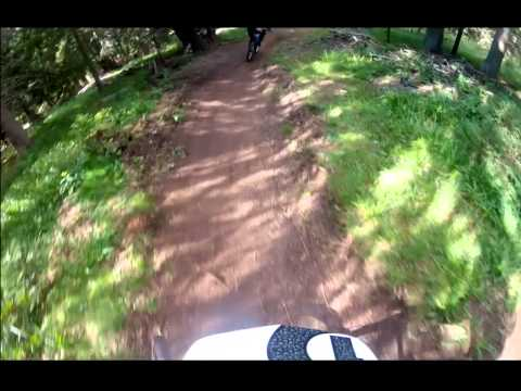 Epic Downhill Girl Best of Freeride 2014 (HD)