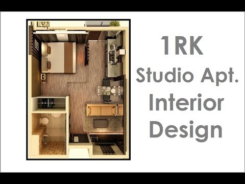 Xrbia Balewadi Pune 1rk Studio Apartment Interior Design Proposal Youtube