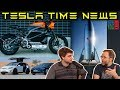 Tesla Time News - S/X 75 Ditched, New Harley E-Motorcycle, StarHopper