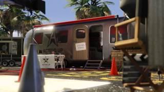 GTA V PC - Rockstar Editor Trailer - 1080p