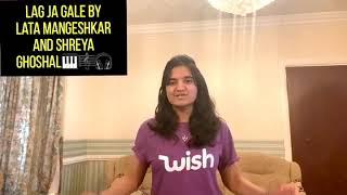 Lag Ja Gale- Lyrics+Translation | Lata Mangeshkar & Shreya Ghoshal | Melody | Chords | Arpeggios 🎹🎼🎧
