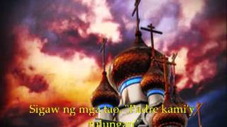 Warlock - Padre Damaso with Lyrics