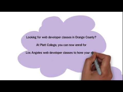 Looking For Web Developer Classes In Orange County