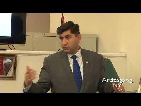 Ardzagang Armenian TV's program: Armenia Fund USA event