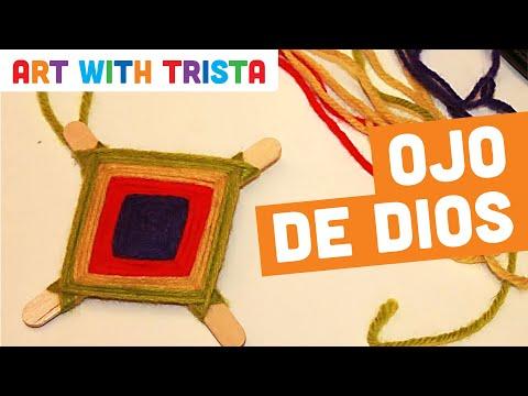 Art With Trista - Ojo De Dios