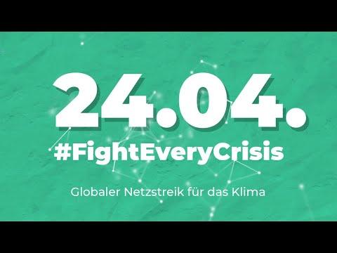 #NetzstreikFürsKlima per Livestream am 24.04. um 12 Uhr hier: