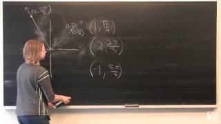 Precalculus: Intro to Polar Coordinates