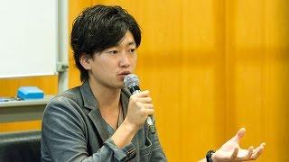 UEI社長・清水氏×ライフイズテック代表取締役・水野氏×グロービス経営大...