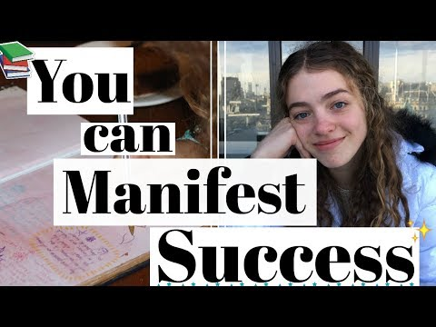 The SECRET to Success: Positive Mindset and LoA as a Teenager 💫