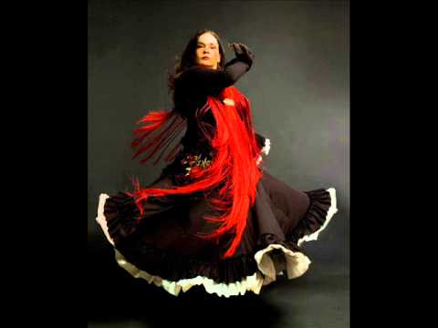 Flamenco belly dance fusion music
