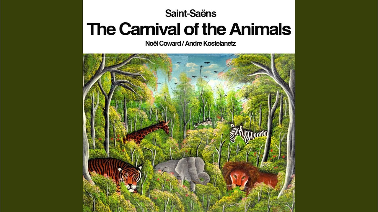 The Carnival of the Animals: VIII. Aquarium - YouTube