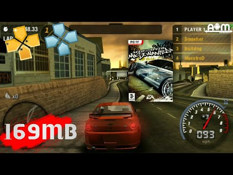 cara-main-need-for-speed-most-wanted-di-android-|-ppsspp