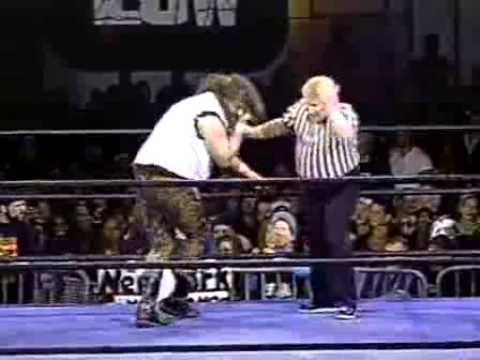 Chris Jericho VS Cactus Jack