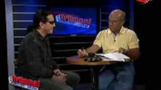 Arturo Barrientos - productor musical  - entrevista en lima, peru.