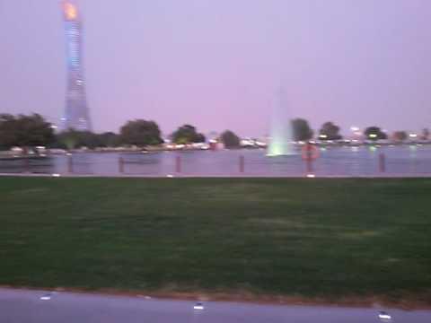 Aspire park Doha Qatar 11 August 2016
