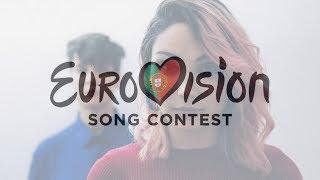 Cláudia Pascoal - O Jardim - Portugal Eurovision 2018 (Winner)